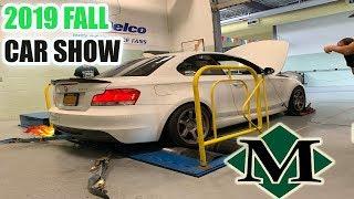 JB4 STAGE 1 BMW 135i  DYNO TEST RESULT! 2019 MORRISVILLE STATE COLLEGE  CAR SHOW!