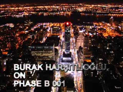 Burak Harşitlioğlu in Phase B Episode 01 on RADIO TRANCE 107.2 Athens