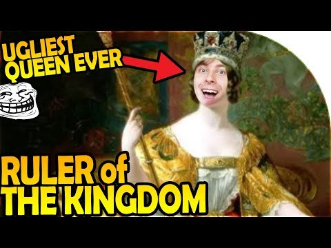 RULER of THE KINGDOM - I am THE MOST BEAUTIFUL QUEEN - Reigns Her Majesty Gameplay Android