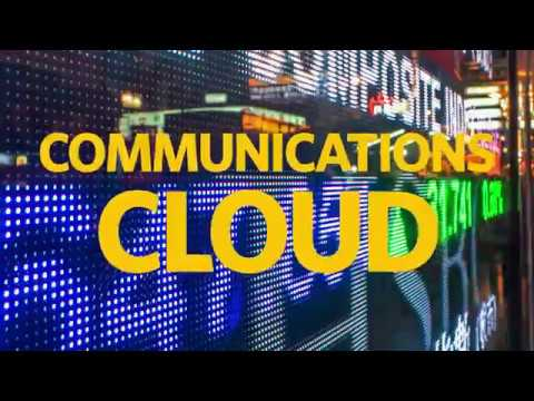 The 8x8 Communications Cloud