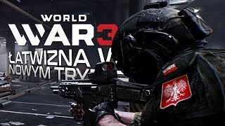 Nowy tryb w WORLD WAR 3 (Gameplay PL)