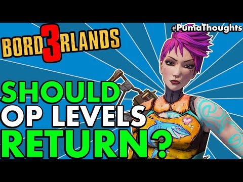 Will Borderlands 2 OverPower Levels Return for Borderlands 3? (Explained + Adjustable Difficulty)