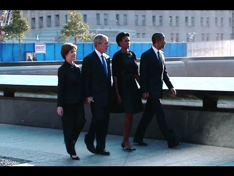 President Obama Marks 10th Anniversary Of 9/11