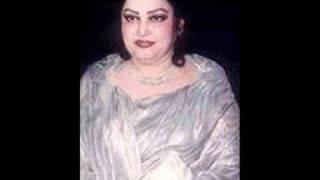 Noor Jahan - (Ghazal) - Jane Wali Cheez Ka Gham Kya Karein