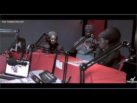 Jl Congo with Bashmouth @bush radio