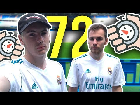 72 Hodín v Madride 🔥