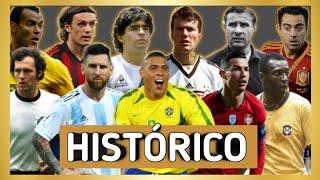 El 11 Histórico de France Football