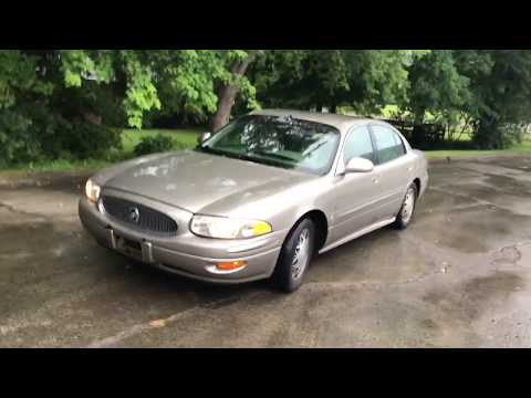 2000 2001 2002 Buick LeSabre Custom POV Test Drive Walkaround Owner Review