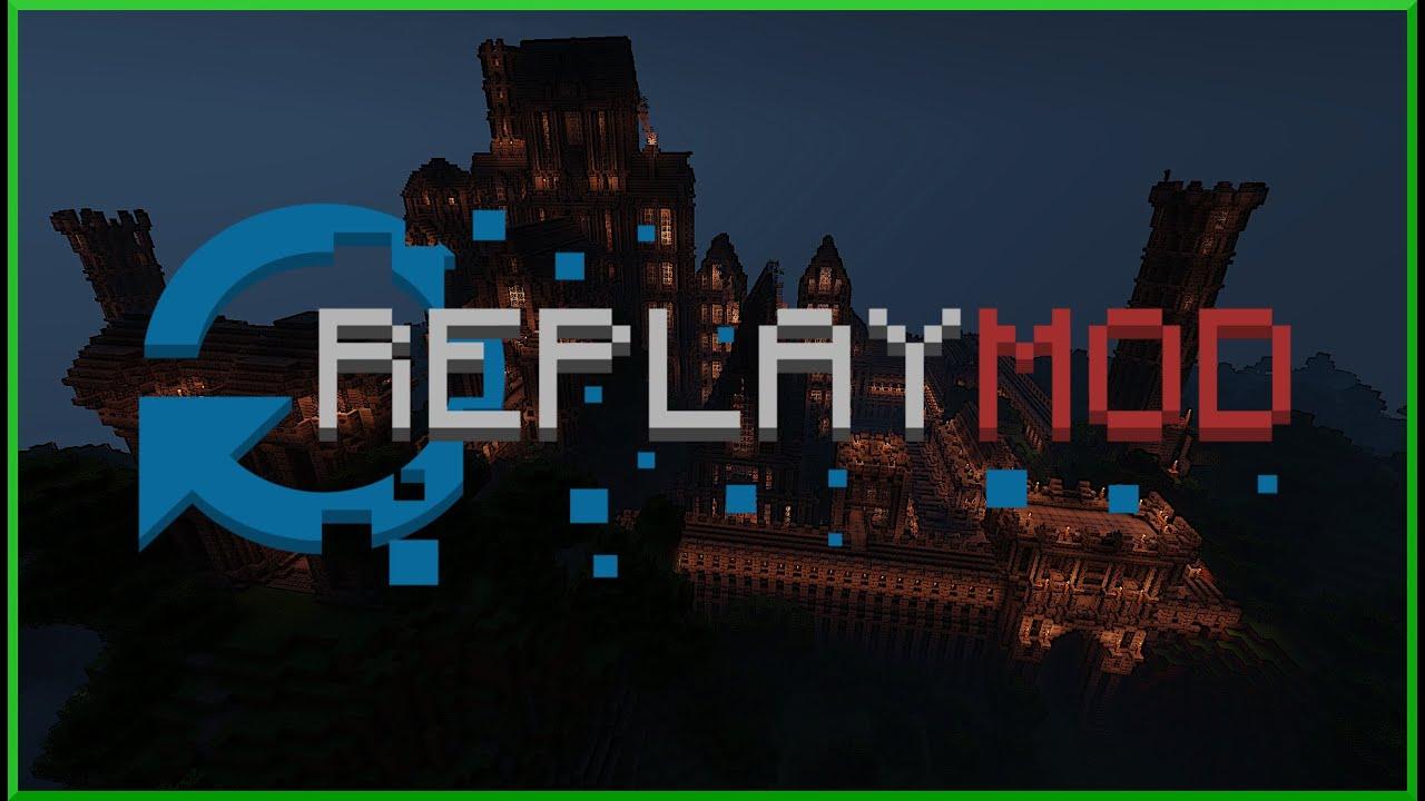Minecraft Mods: Replay Mod! (1.8) - HD 1080P - YouTube