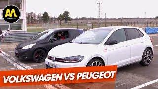 Le match des GTI : Volkswagen Vs. Peugeot
