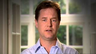 Nick Clegg apologises for tuition fee manifesto promise