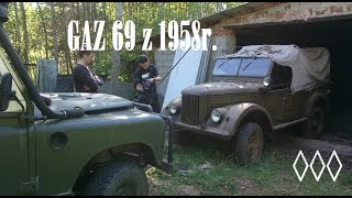 "GAZ 69 z 1958r. ""Barnfind"""