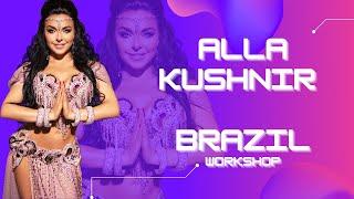 Alla Kushnir - Workshop BRAZIL