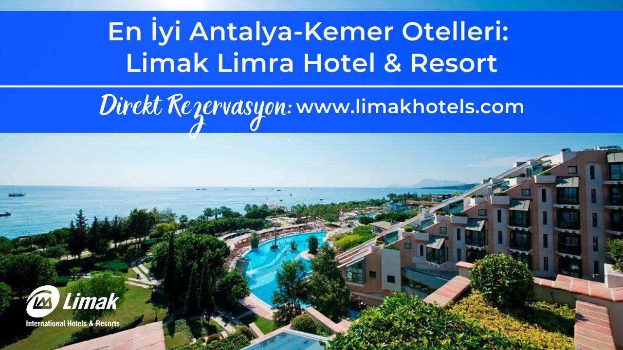 Limak Limra Resort Hotel