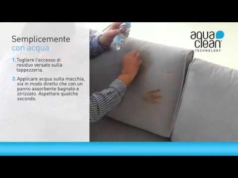 pulire il divano in tessuto non è mai stato così facile - youtube - Pulire Divani Con Vapore