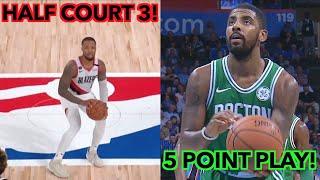 "NBA ""Rare"" MOMENTS"