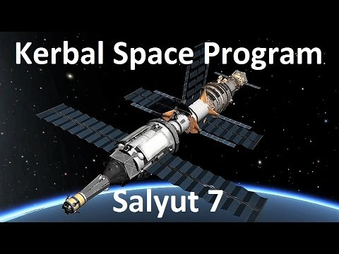 KSP  Salyut 7 and TKS Spacecraft  Download