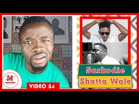 Magraheb Interviews SARKODIE and SHATTA WALE over their B€€F