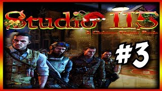 The Return of George Romero Part 3: Studio 115 Christmas Zombies! (Black Ops 3 Custom Zombies)