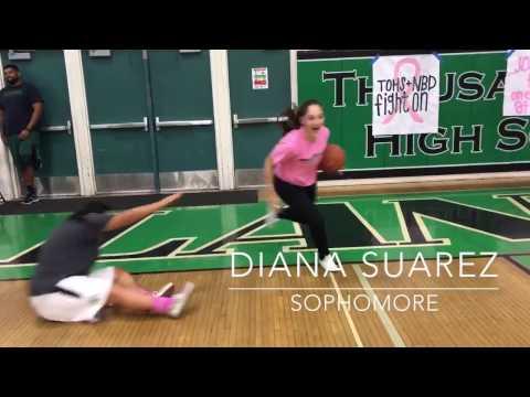 Thousand Oaks High School Varsity Basketball 2016-17 Teams