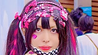 16 KAWAII JAPANESE Street fashion 2014/10 by DECORA & LOLITA fashionista|cosplay makeup|原宿ファッションメイク Thumbnail