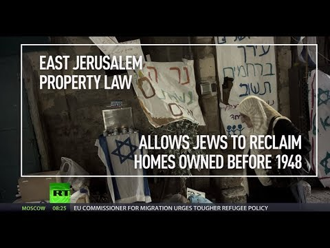 Kicked Out: Israeli authorities evict Palestinian couple from home they lived in for 53yrs