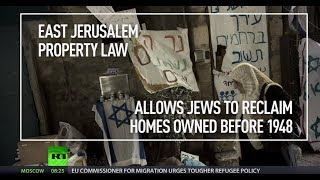 Kicked Out  Israeli authorities evict Palestinian couple from home they lived in for 53yrs