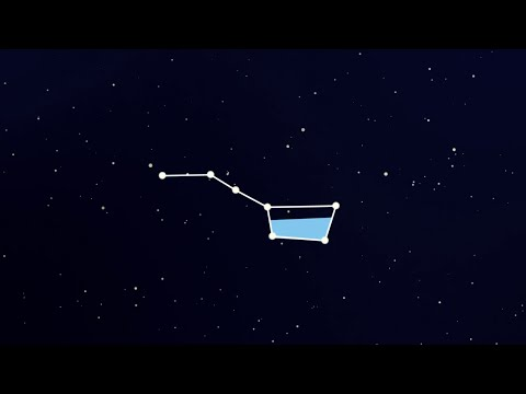 How to find the Big Dipper?   Star Walk Kids