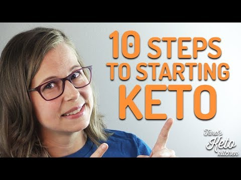how-to-start-keto-in-10-steps-|-health-coach-tara-on-how-to-do-the-keto-diet-and-lose-weight!