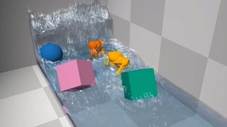 Nvidia GameWorks Unreal Engine 4 - Physics Simulation
