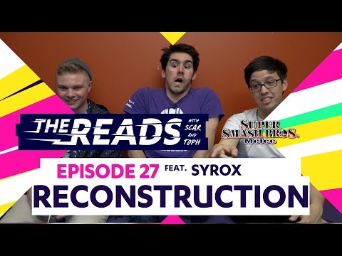 RECONSTRUCTION || The Reads Episode 27 ft. Syrox