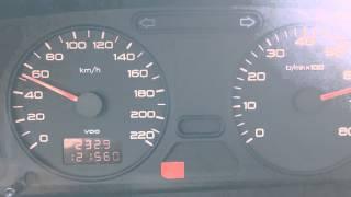 Peugeot 306 1.8 acceleration