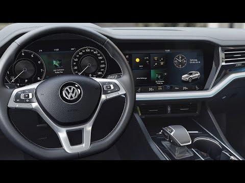 2019 Volkswagen Touareg Discover Premium
