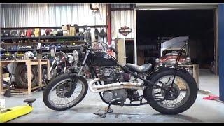xs650 hardtail