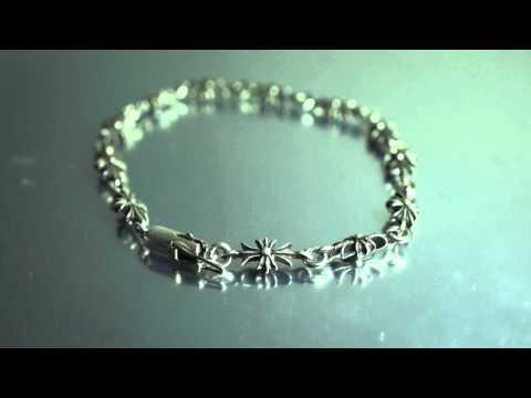 CHROME HEARTS Tiny E CH Plus Bracelet / クロムハーツ タイニー CH プラス ブレスレット