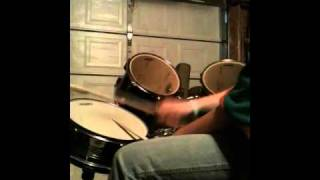 POD YOUTH OF THE NATION DRUM COVER