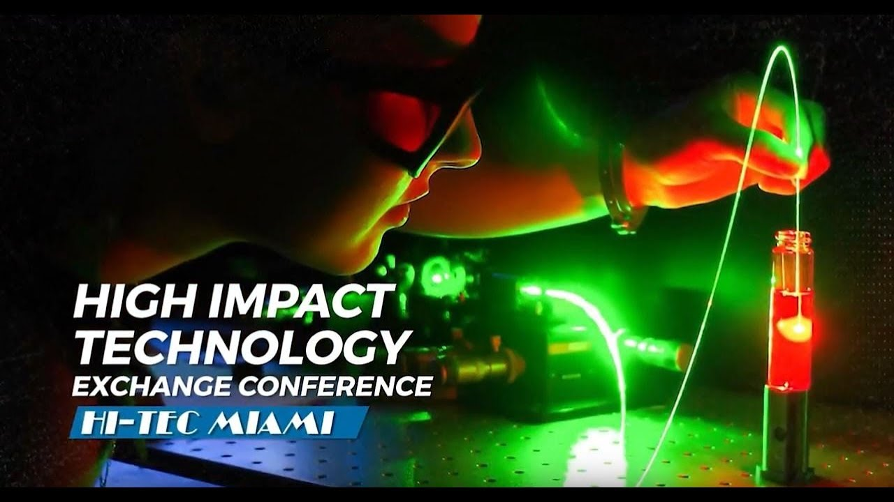 HI-TEC 2018 | High Impact Technology Exchange Conference