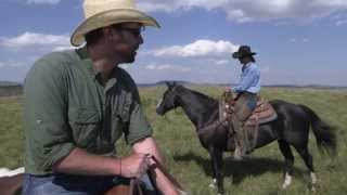 The Alberta Story: Riding At Lucasia Ranch