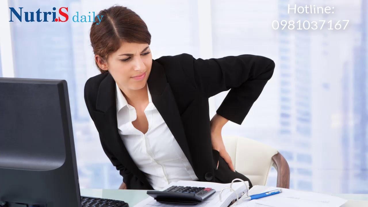 Đau vùng thắt lưng ở phụ nữ – Xương khớp phụ nữ Glossa
