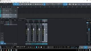Learn Studio One 3.5 | Adding and Configuring Audio Tracks
