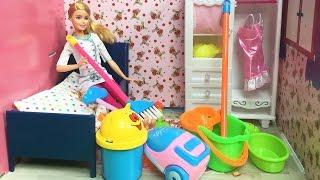 Video Barbie ile Temizlik Vakti | Barbie Oyuncak Bebek | EvcilikTV download MP3, 3GP, MP4, WEBM, AVI, FLV Juni 2018