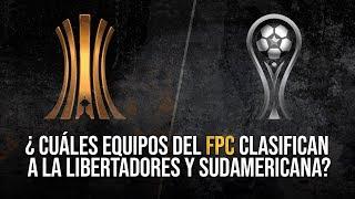 Equipos de la Liga Águila en la Copa Libertadores 2019 y Copa Sudamericana 2019