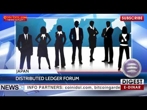 Bank of Japan will host Distributed Ledger Forum   YouTube 2017