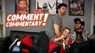 Steve Eats His Balls on Comment Commentary 111!