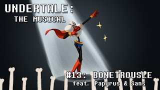 Undertale the Musical - Bonetrousle (Old Version)