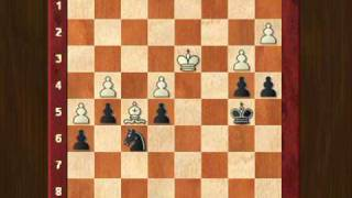 Chess: Making A Plan In The Endgame.