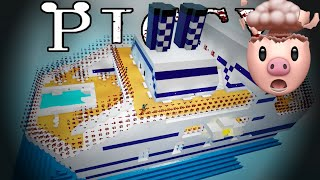 A CRUISE SHIP?? | Roblox Piggy Build Mode
