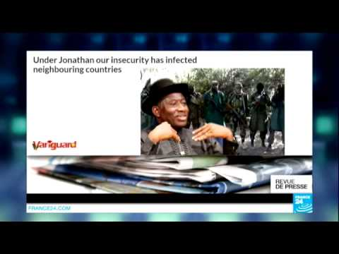Download Nigeria : les défis du président Goodluck Jonathan