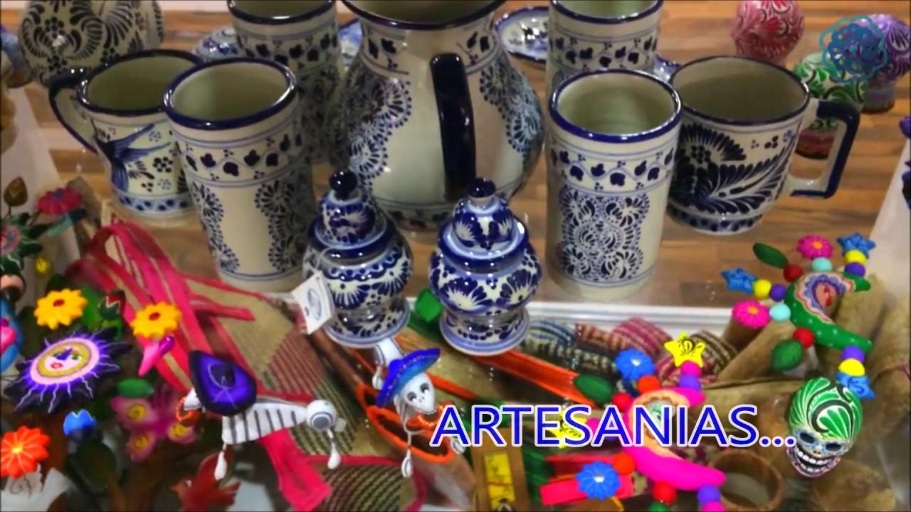 Feria de puebla artesanias youtube for Feria de artesanias 2016