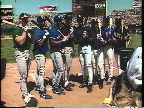 MLB BASEBALL 1992: A Video Chronicle